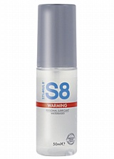 S8 Warming WB Lube 50ml